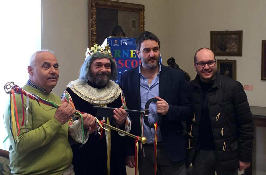 Edizione 2019: Consegnate le chiavi a Re Carnevale